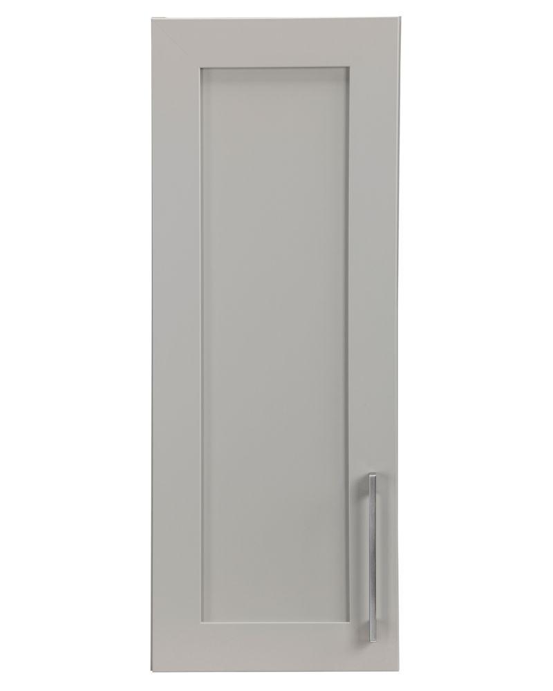 Cutler Kitchen & Bath 12 Inch Veil of Mist Shaker Medicine Cabinet