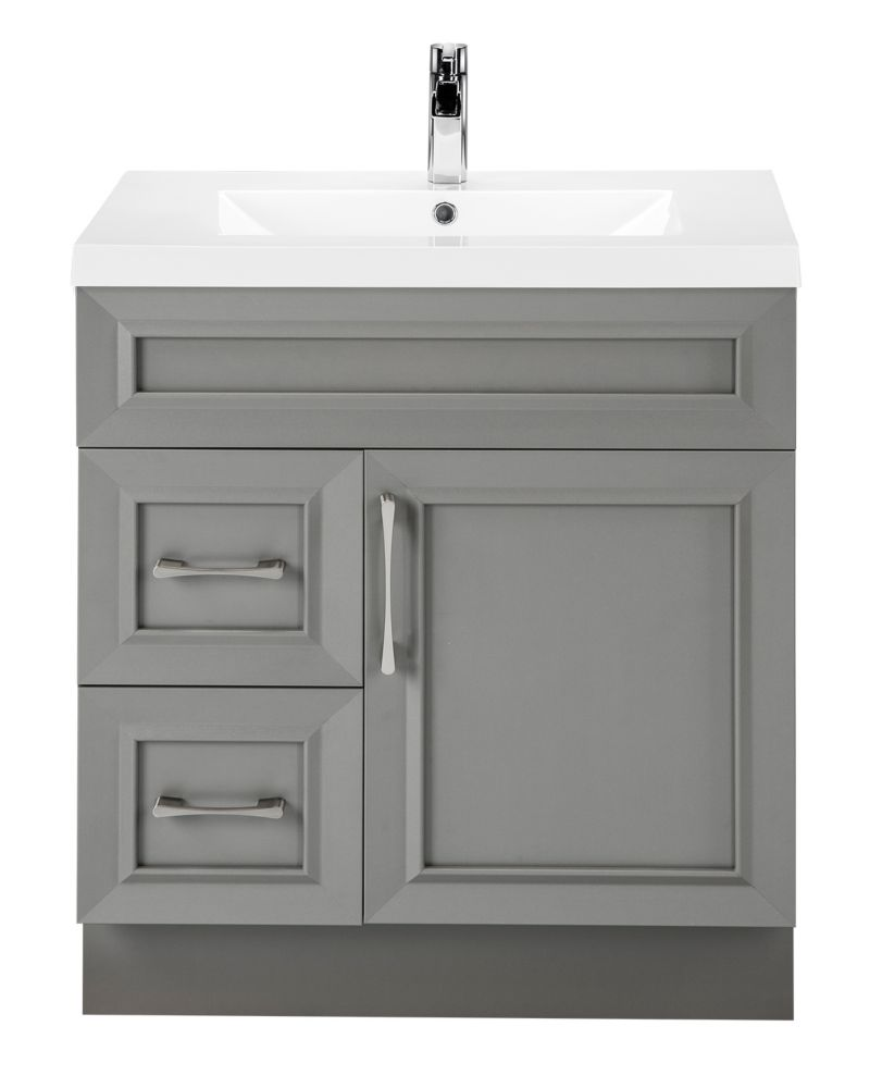 bathroom vanity cabinets bathroom vanity sets the home depot canada 11788