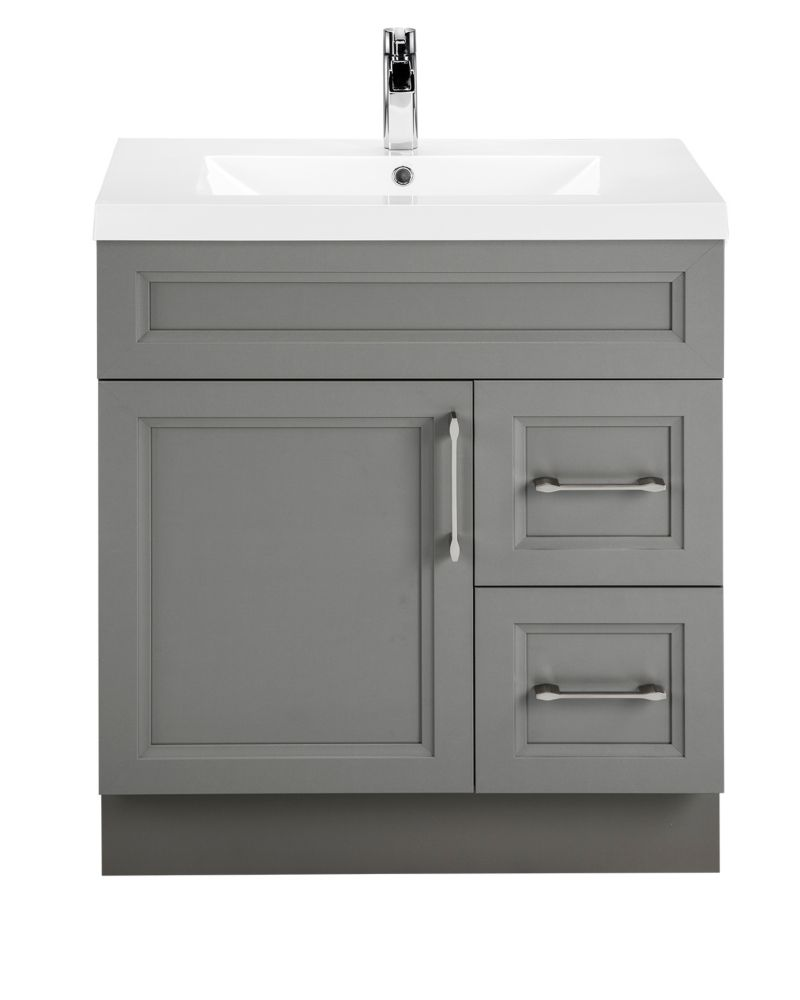 bathroom vanity cabinets canada bathroom vanity sets the home depot canada 11790