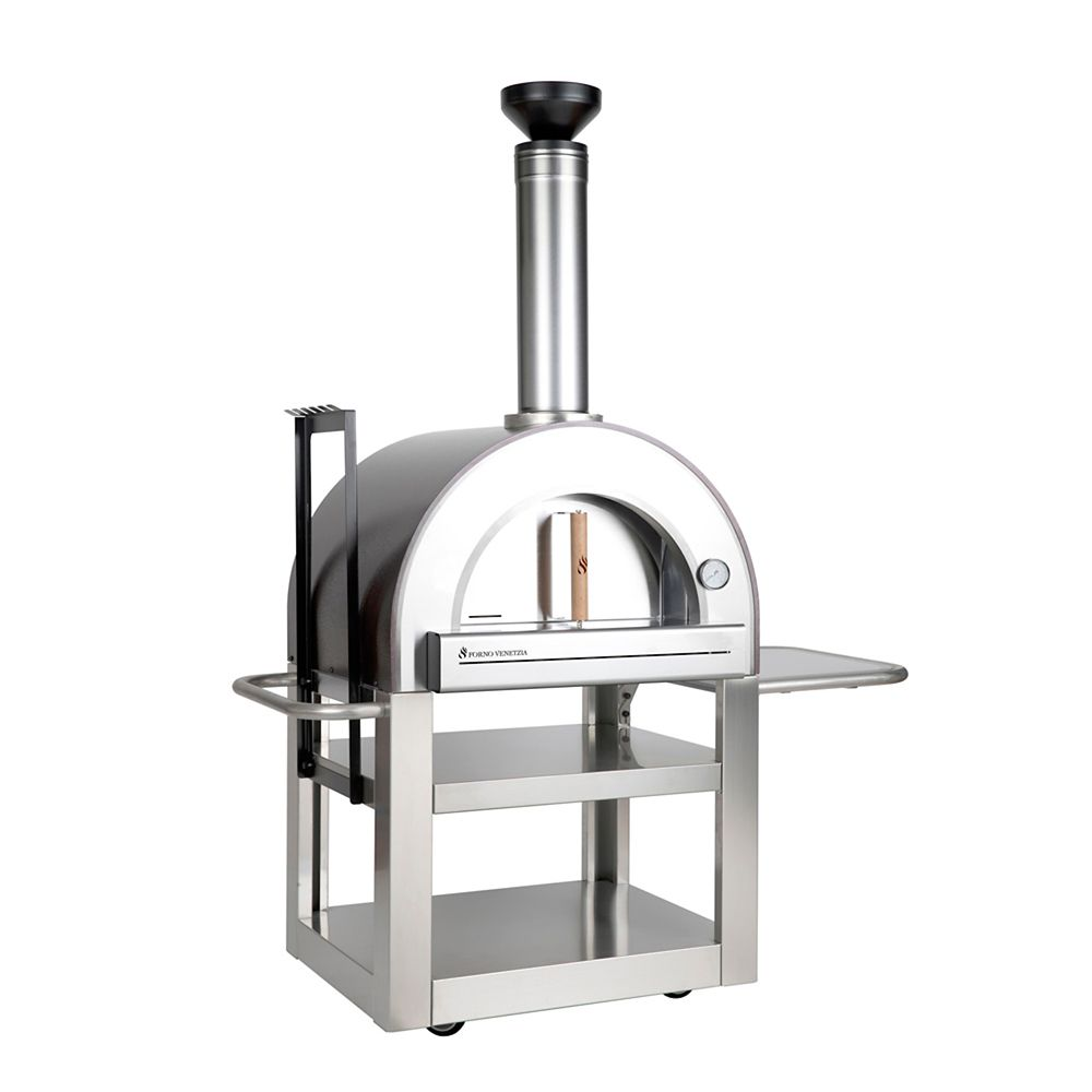 Forno Venetzia Pronto 500 Outdoor Pizza Oven in Copper