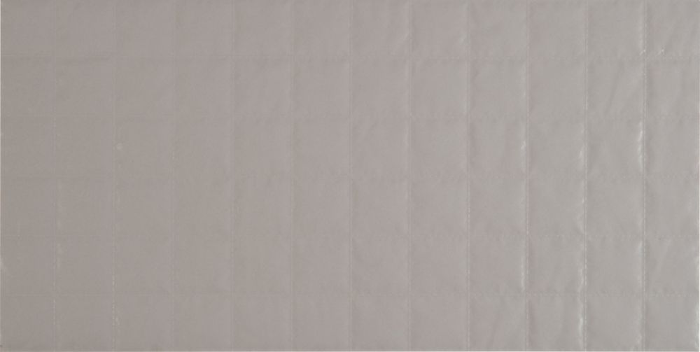 Quilted Grigio 12 in. x 24 in. Glazed Porcelain Floor and Wall Tile
