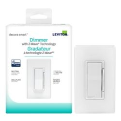 Leviton 600W Decora Smart with Z-Wave Plus Technology Dimmer