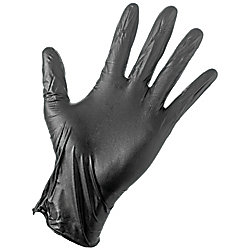 Grease Monkey Nitrile X-Large Disposable Gloves (10-Count)