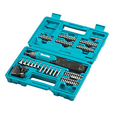 1/4 Inch Cordless Screwdriver Kit