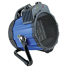 Ceramic Barrel Jobsite Heater