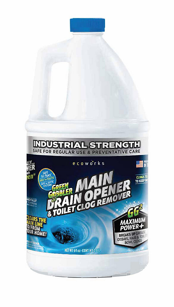 1 Gal. Main Line Cleaner and Clear Drain Opener