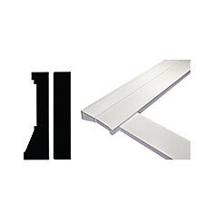 Modern Door Casing Set For Doors up to 36-inch x 80-inch