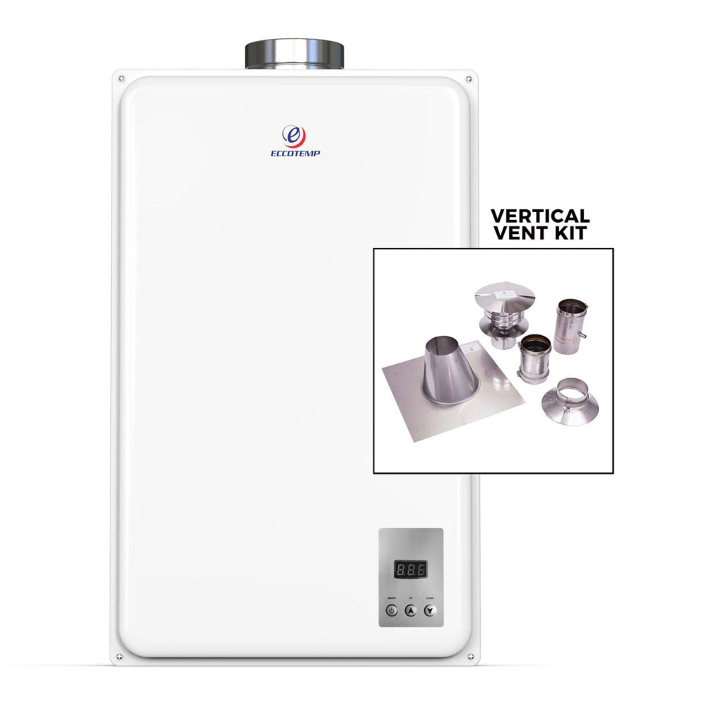 Rheem Rheem Performance Power Direct Vent 50 Gal Gas Water