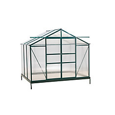 Aluminum Frame And Polycarbonate Sheet