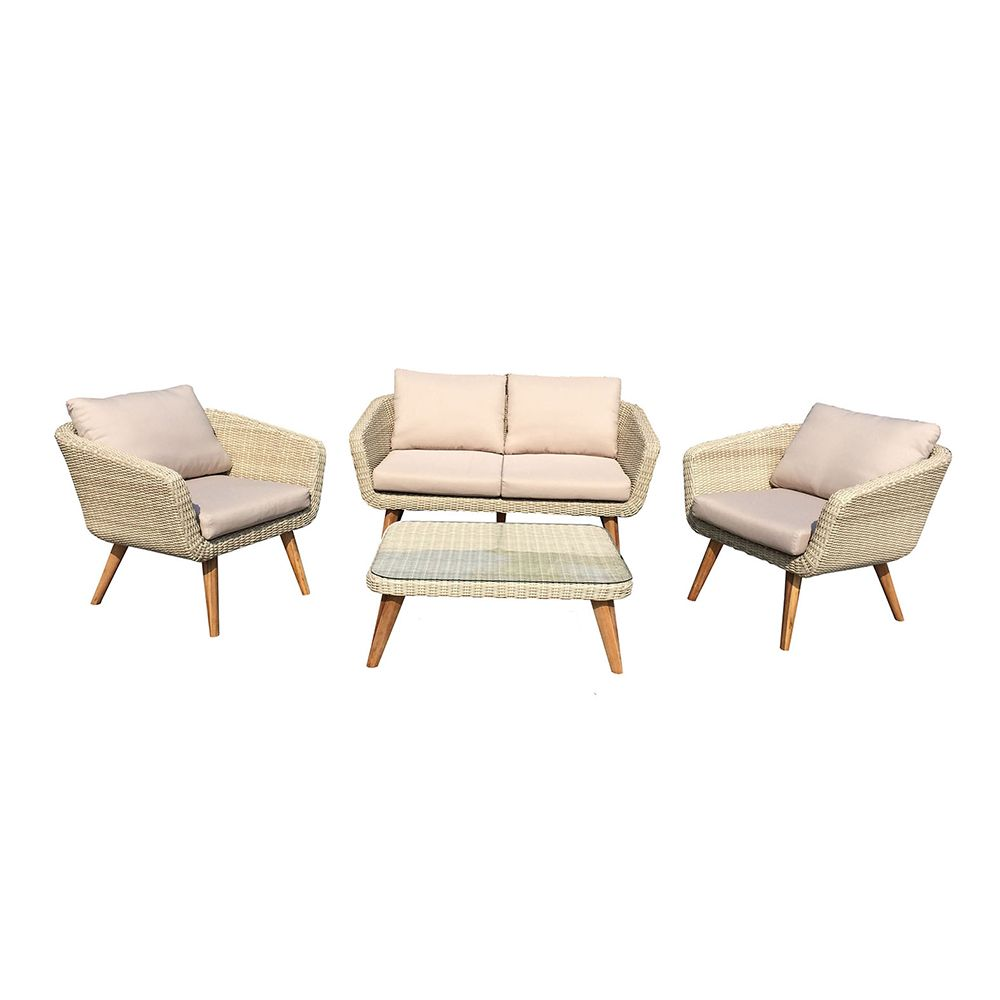 Sunjoy Mira Patio Lounge Set