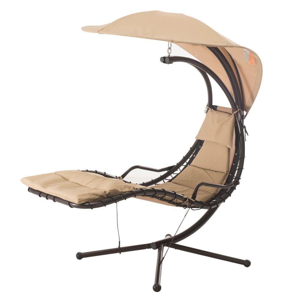 Sunjoy Baton Single Seat Patio Swing