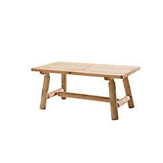 Church Wood Patio Coffee Table
