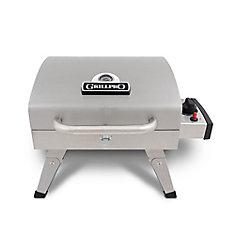 Barbecue portatif en acier inoxydable