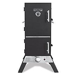 GrillPro Vertical Propane Cabinet Smoker