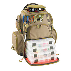 Tackle Tek  Nomad - Lighted Backpack With 4 - Pt3600 Trays