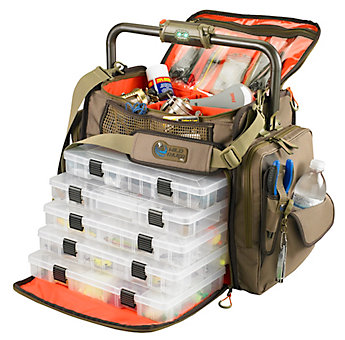 Wild River Tackle Tek Frontier Lighted Bar Handle Bag With 5 Pt3700 Trays The Home Depot Canada