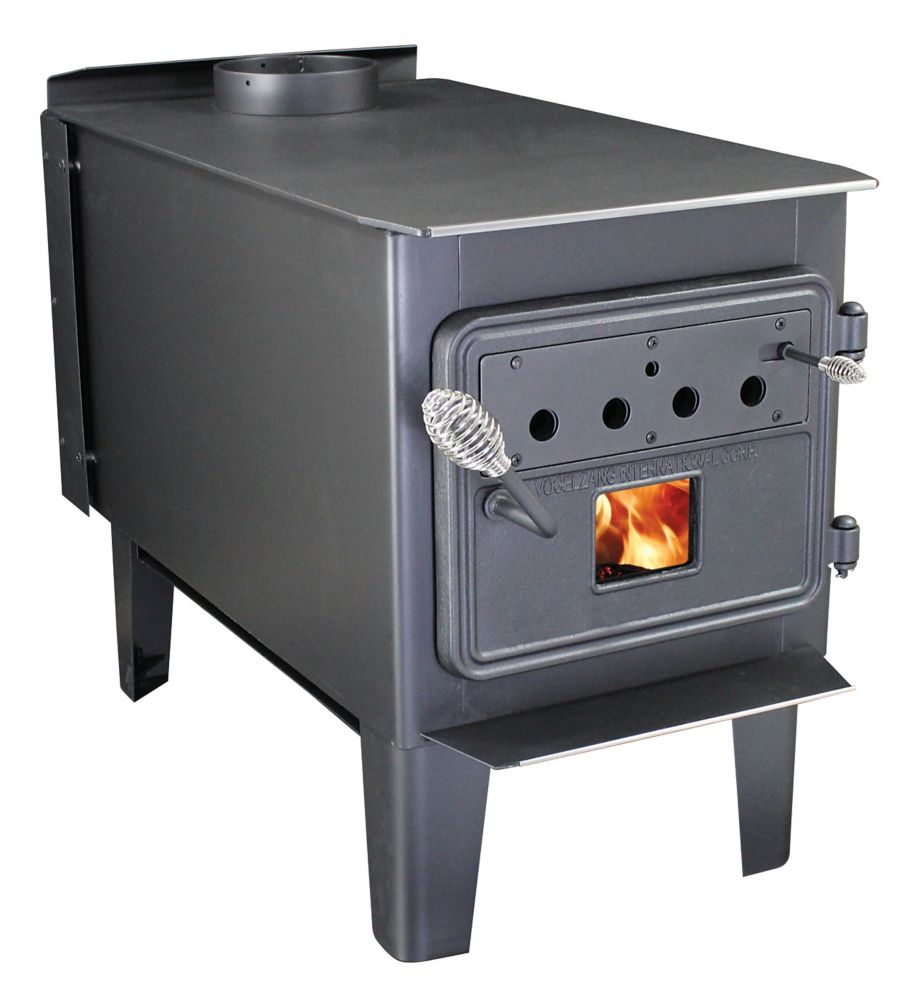 Durango 1,500 sq. ft. Wood-Burning Stove with Blower