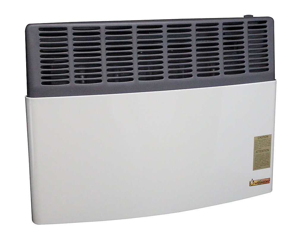 Ashley Direct: Ashley Direct Vent 17,000 BTU Heater Natural Gas