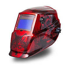 Lincoln True North Auto Darkening Welding Helmet