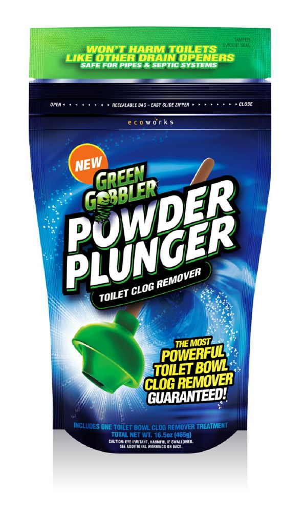 Green Gobbler Powder Plunger