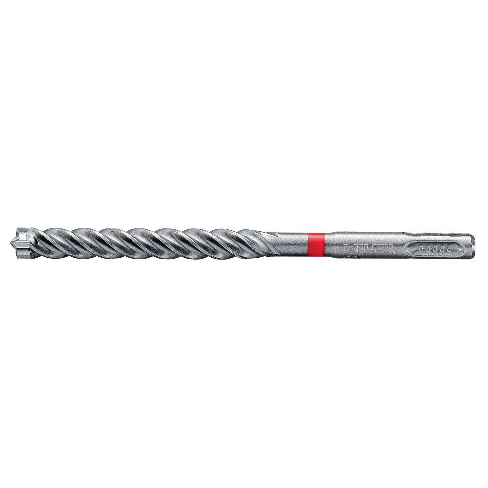 Hilti 5/8 Inch x 6 Inch TE-CX SDS Plus Style Hammer Drill Bit