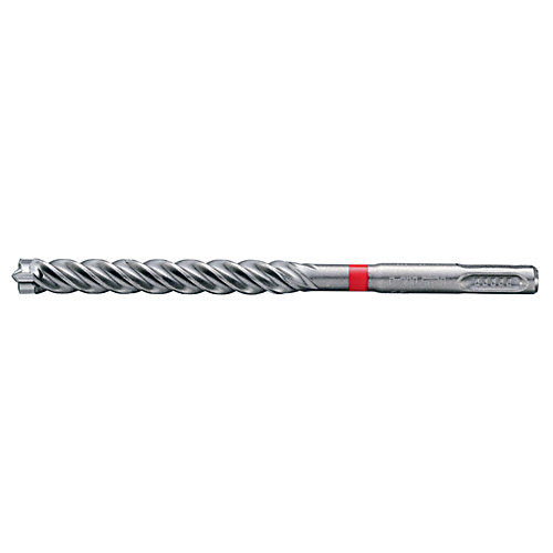 7/8 Inch x 10 Inch TE-CX SDS Plus Style Hammer Drill Bit