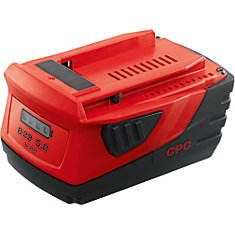 22V Li-Ion Battery B 22/5.2 CMS