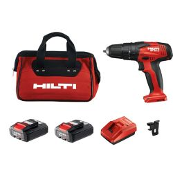 Hilti Visseuse-perceuse à percussion à batterie Li-ion 12 V 3/8 po SF 2H-A