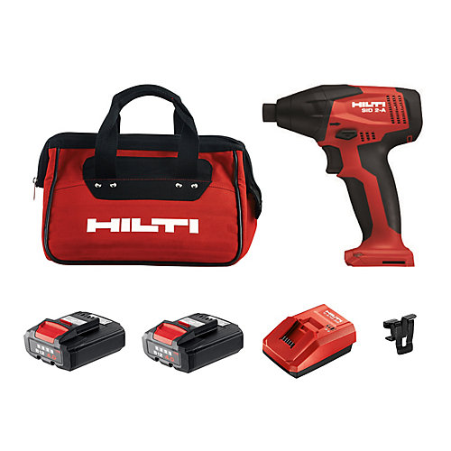 12-Volt Lithium-Ion 1/4 Inch Cordless Impact Driver SID 2-A
