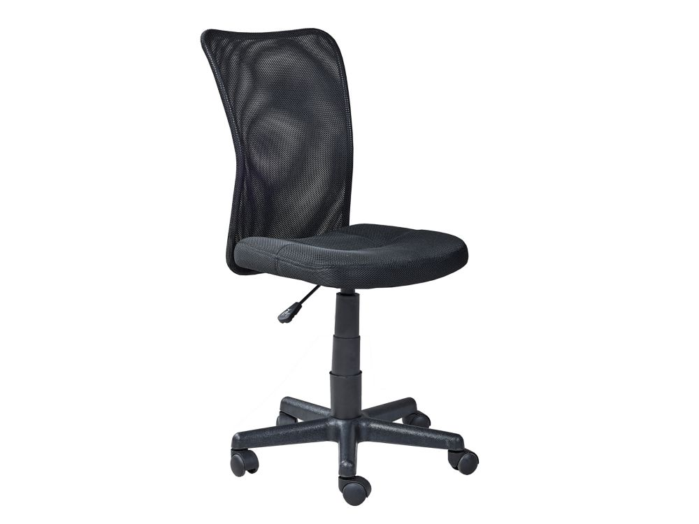 Corliving LOF-509-O Executive Office Chair In Black