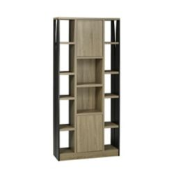 Brassex Inc. Multi-Tier Display Cabinet