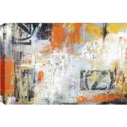 Art Maison Canada Easy Come Easy Go, Canvas Print Wall Art 34X46