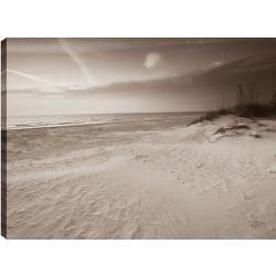 Art Maison Canada Sandy' Photographic Print on Wrapped Canvas