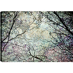 Like the Sparkles I' Photographic Print on Wrapped Canvas