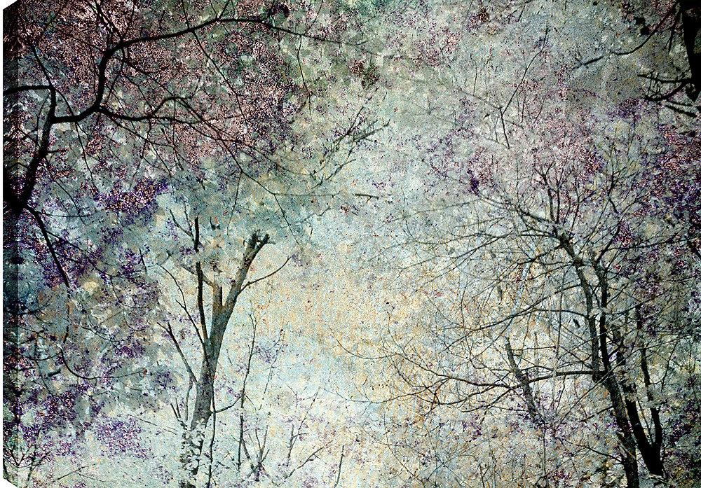 Comme l'étincelle III' épreuve photographique sur toile enveloppé