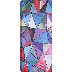 Art Maison Canada Abstract Shape Painting Print on Wrapped Canvas