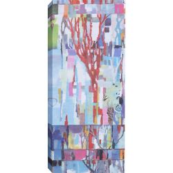 Art Maison Canada 'Abstract Branches II' by Anastasia C. Painting Print on Wrapped Canvas