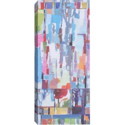Art Maison Canada 'Abstract Branches III' by Anastasia C. Painting Print on Wrapped Canvas