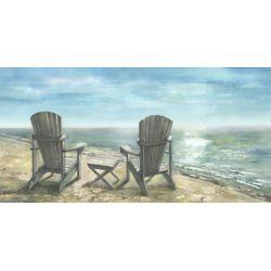 Art Maison Canada Muskoka Chairs' Wall Art on Wrapped Canvas