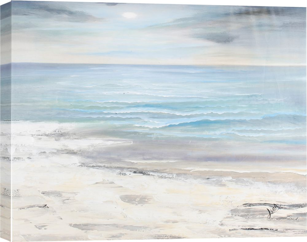 Art Maison Canada Sea Landscape II Painting Print on Wrapped Canvas