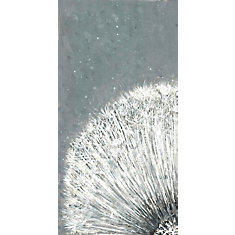 'Flower Burst I' Painting Print on Wrapped Canvas
