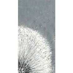 'Flower Burst II' Painting Print on Wrapped Canvas