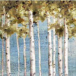 Art Maison Canada Beautiful Tree View I Painting Print on Wrapped Canvas