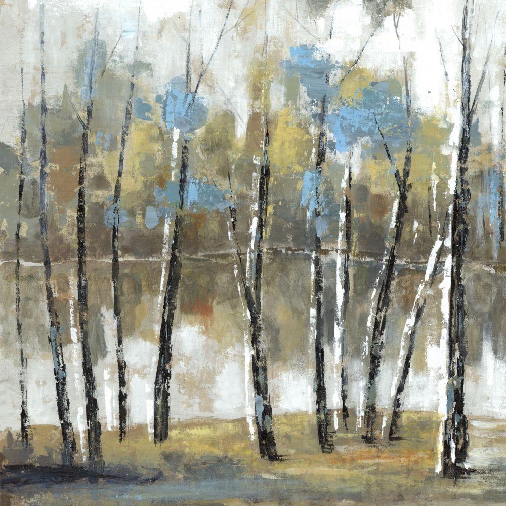 Art Maison Canada Landscape I' Painting Print on Wrapped Canvas