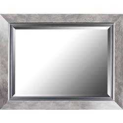 """Mirrorize Canada 27,25 """"x 35,25"""" revêtement Miroir biseauté"""