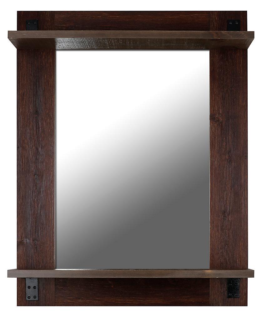30 X 38 miroir SHELVE