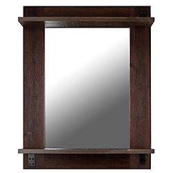 Art Maison Canada 30 X 38 miroir SHELVE