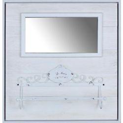 Art Maison Canada 26.0X27.0 Towel Hanger with inside mirror (8X16)