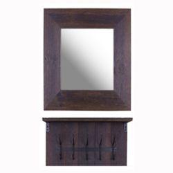Art Maison Canada 38.0X25.0 Towel Hanger with mirror (25X25)