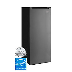 8.5 cu. ft. All Refrigerator in Black Steel - ENERGY STAR®